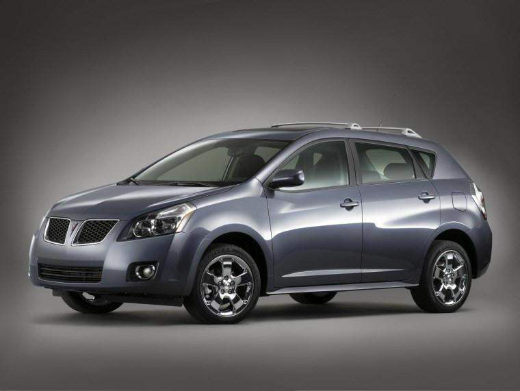 2009 Pontiac Vibe Car Picture