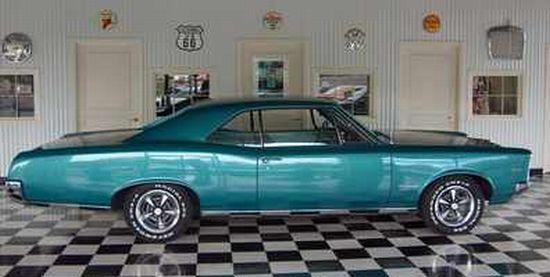 1967 Pontiac Tempest Car Picture
