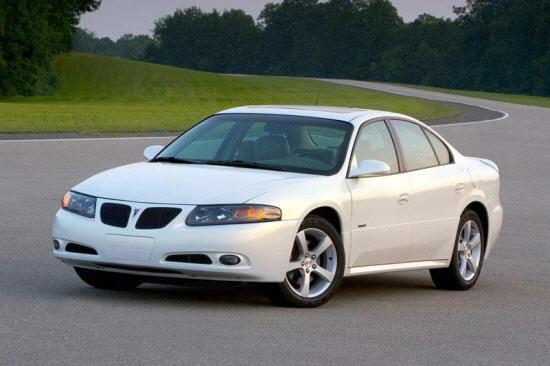 2005 Pontiac Bonneville Car Picture