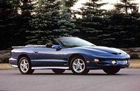 1999 Pontiac Firebird Car Picture