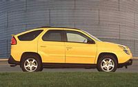 2002 Pontiac Aztek Car Picture