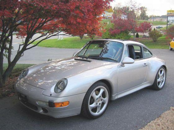 1998 Porsche Carrera Car Picture