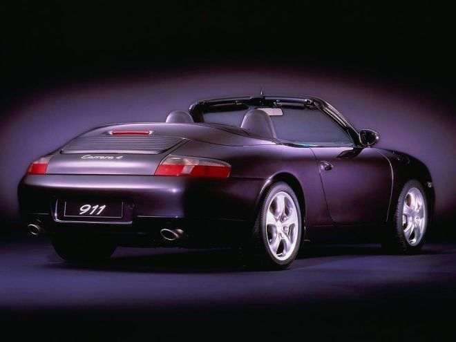 2001 Porsche 911 Carrera Car Picture