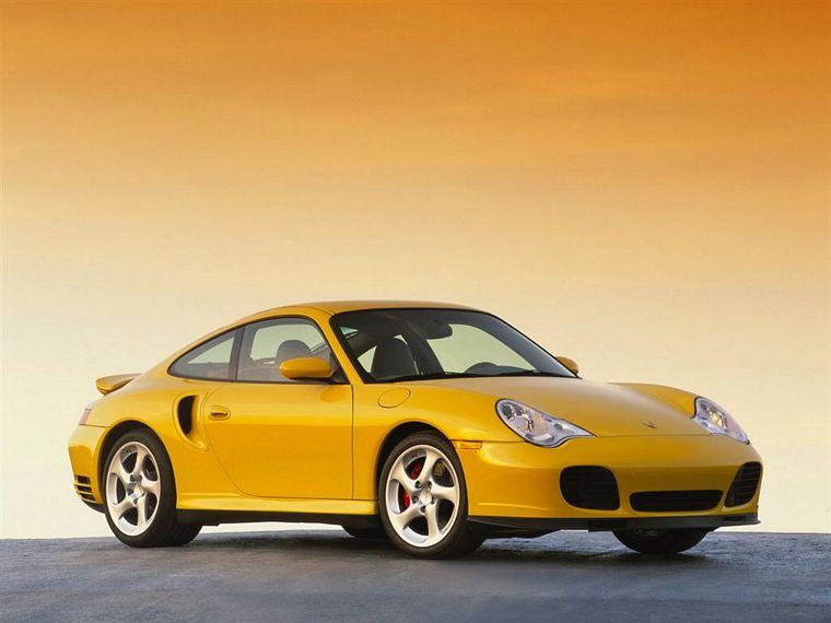 2004 Porsche Turbo Car Picture