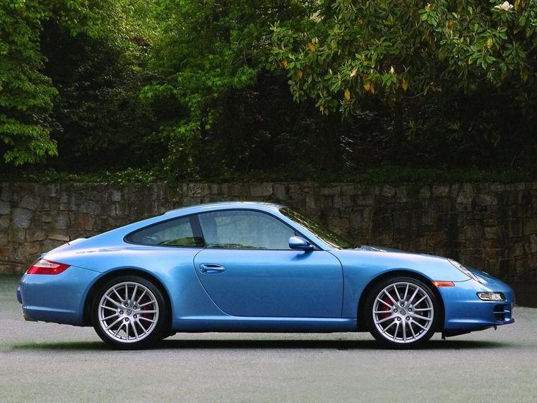 2006 Porsche 911 Club Coupe Car Picture