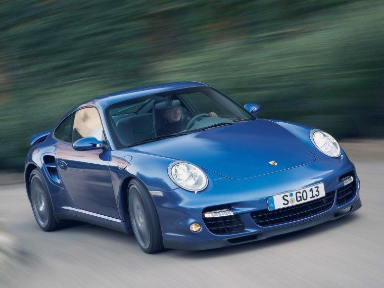 2006 Porsche 911 Turbo Car Picture