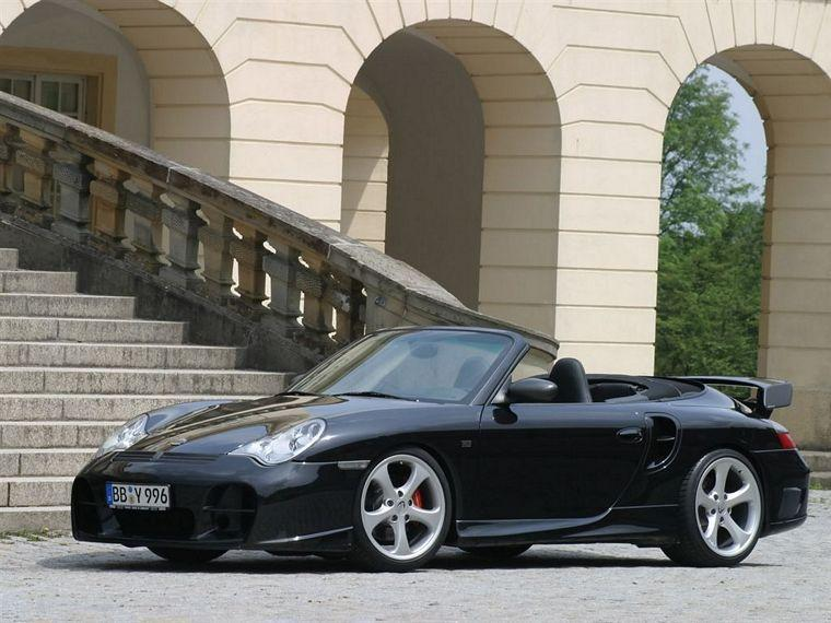 2006 Porsche Tech Art 911 Turbo Cabriolet Car Picture