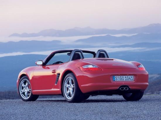 2005 Porsche Boxster Car Picture