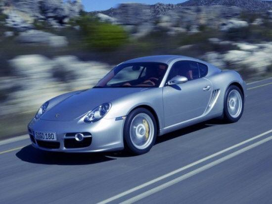 2006 Porsche Cayman S Car Picture