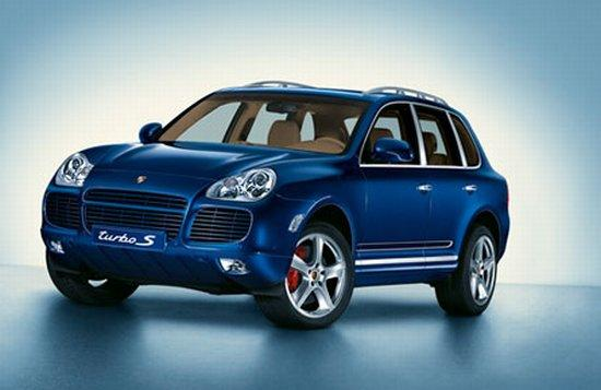2006 Porsche Cayenne Turbo S Car Picture