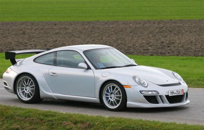 2007 Porsche RUF RGT Front Right Car Picture