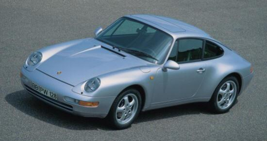 1995 Porsche Carrera 911 Car Picture