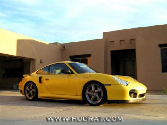 2000 Porsche 996 Turbo Car Picture