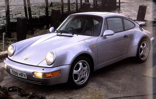 1990 Porsche 911 Turbo Car Picture