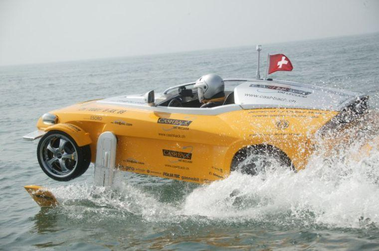 Rinspeed Splash Hydroplane Car Picture