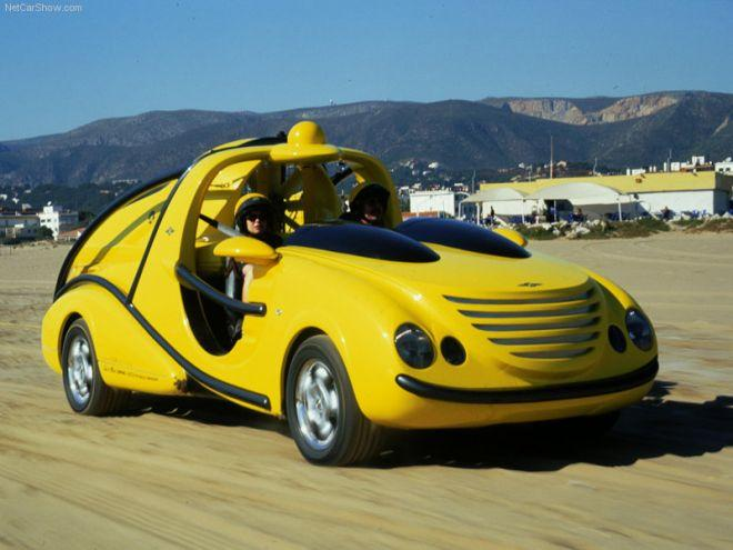 1999 Rinspeed X-Trem Concept Car Picture