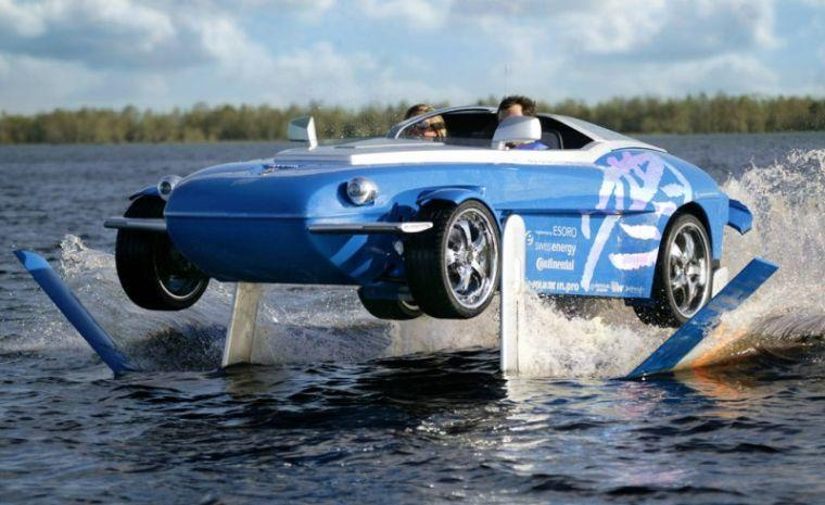 2004 Rinspeed Splash Hydroplane Car Picture