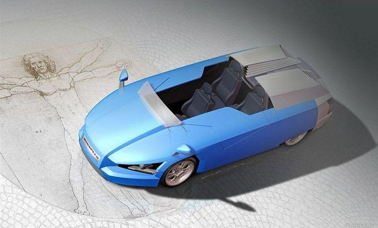 2005 Rinspeed Senso Concept Car Picture