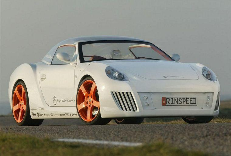 2006 Rinspeed Zazen Car Picture