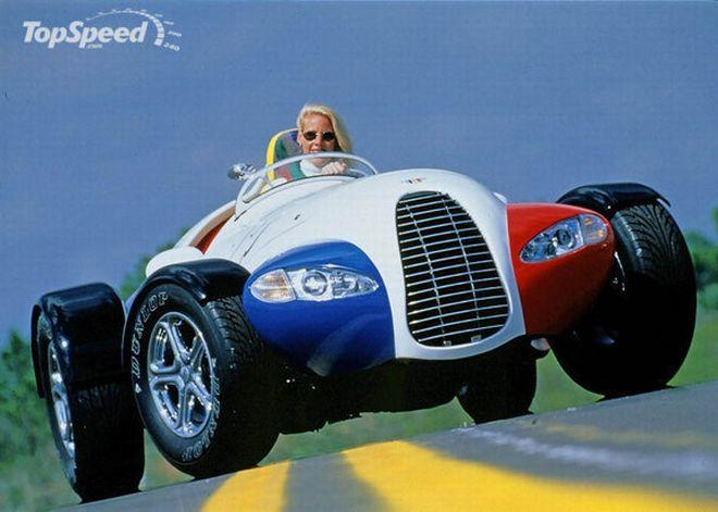 1997 Rinspeed Mono Ego Car Picture