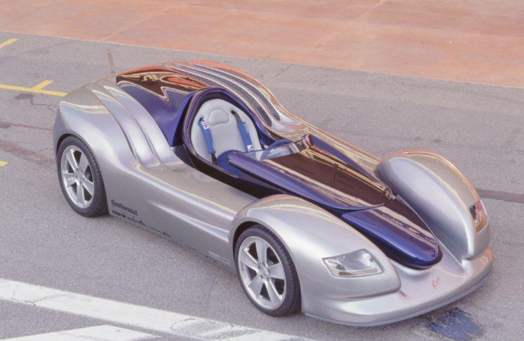 2001 Rinspeed Advantige R One Car Picture