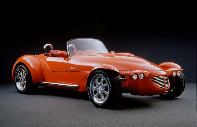 Rinspeed Roadster Car Picture