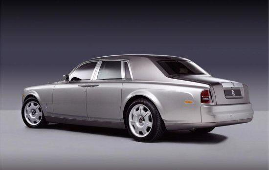 2005 Rolls-Royce Phantom Car Picture