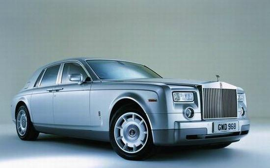 Rolls-Royce Phantom Car Picture