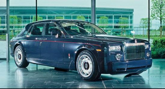 2004 Rolls-Royce Phantom Car Picture
