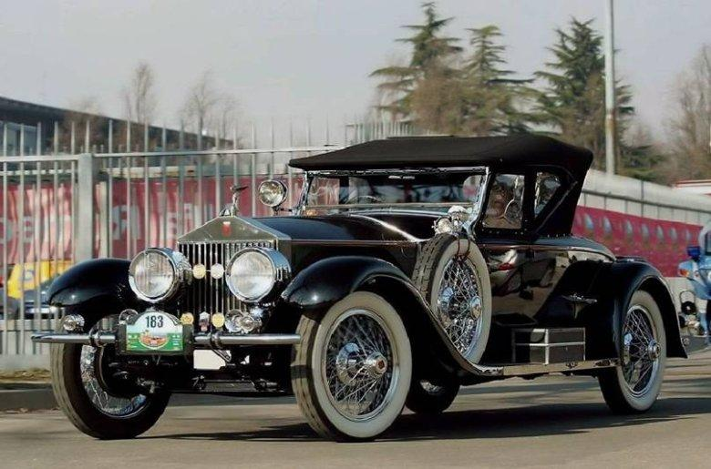 1923 Rolls-Royce<br>Silver Ghost Car Picture