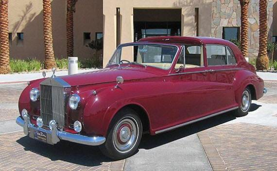 1960 Rolls-Royce Phantom V Front left Car Picture