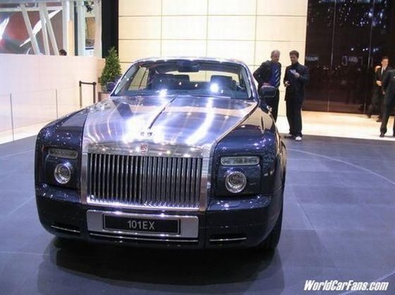 2006 Rolls-Royce 101EX Concept Car Picture