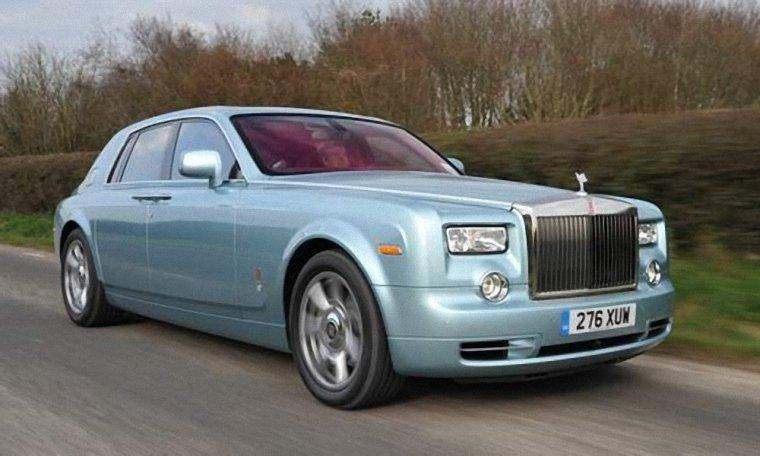 2012 Rolls-Royce Phantom 102EX Car Picture