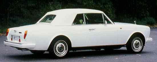 1996 Rolls-Royce Corniche Car Picture