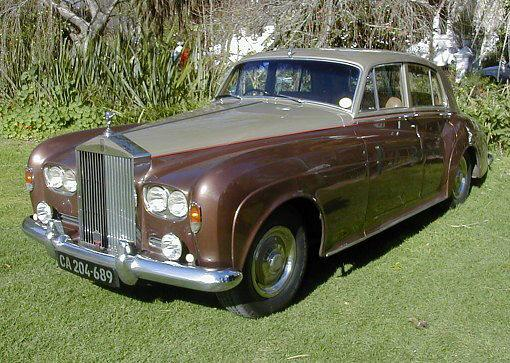 1963 Rolls-Royce Silver Cloud Car Picture