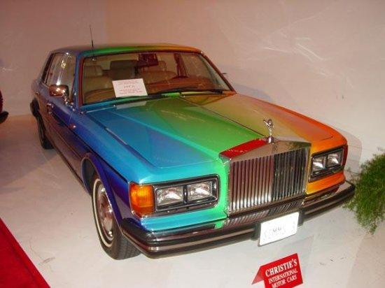 1982 Rolls-Royce Silver Spur Car Picture