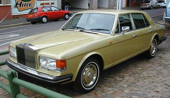 1982 Rolls-Royce Silver Spirit Car Picture