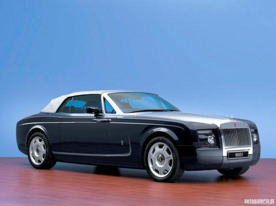 2004 Rolls-Royce 100EX Car Picture