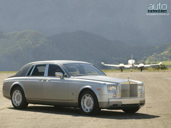 2003 Rolls-Royce Phantom Car Picture