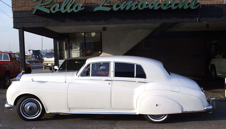 1960 Rolls-Royce Silver Cloud Car Picture