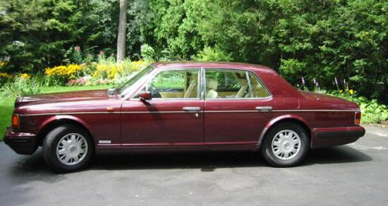 1990 Rolls-Royce Spur Car Picture