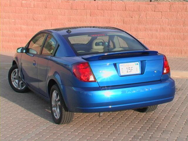 Rear Left 2004 Saturn Ion Quad Car Picture