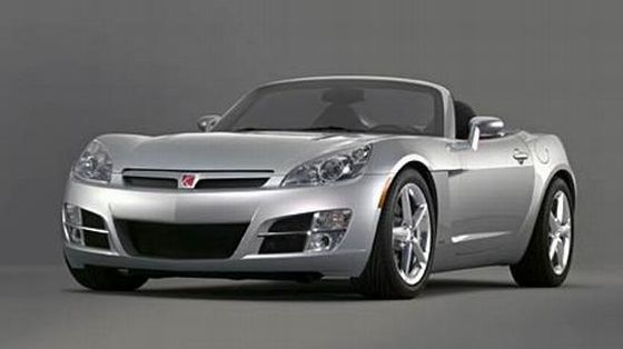 2006 Saturn Sky Roadster Front left Car Picture