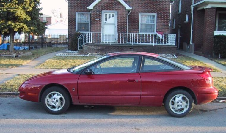 1997 Saturn SC1 Car Picture