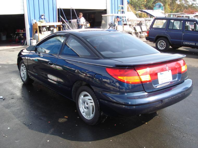 1997 Saturn SC2 Car Picture