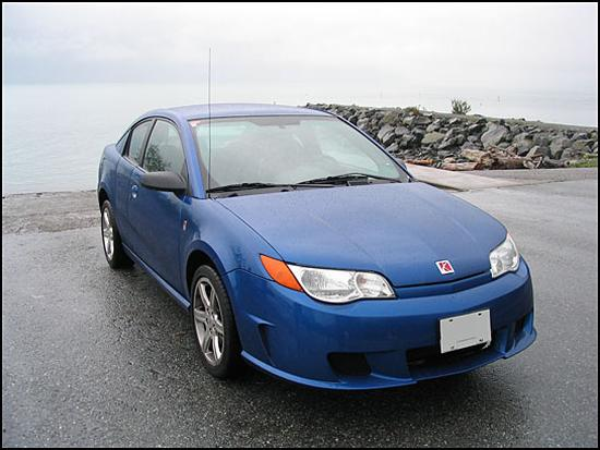 2004 Saturn Ion Red Line Car Picture
