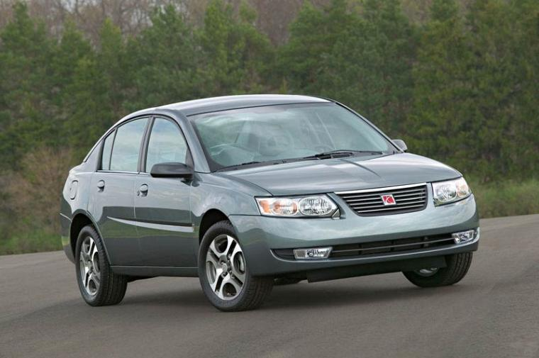 2005 Saturn Ion Car Picture
