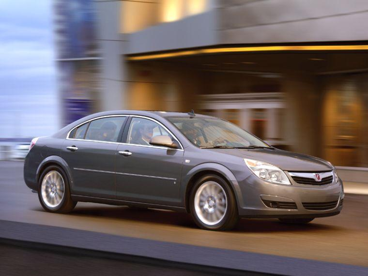 2007 Saturn Aura Car Picture
