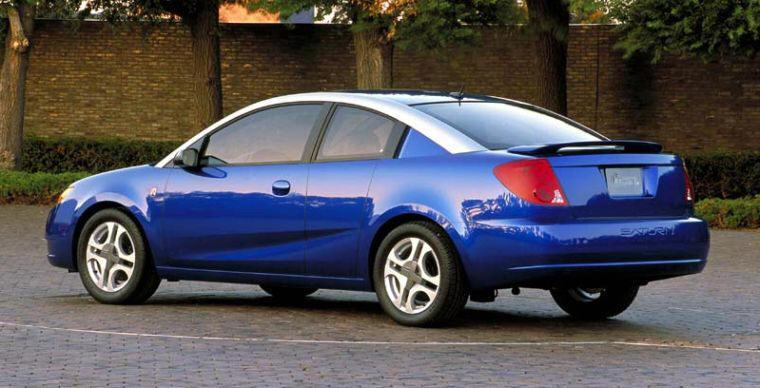 2003 Saturn Ion Car Picture