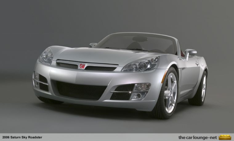 2006 Saturn Sky Roadster Car Picture